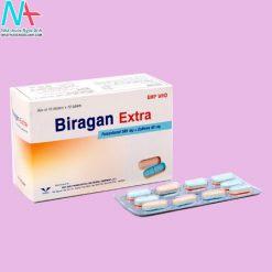 Ảnh hưởng của thuốc Biragan Extra đến phụ nữ có thai
