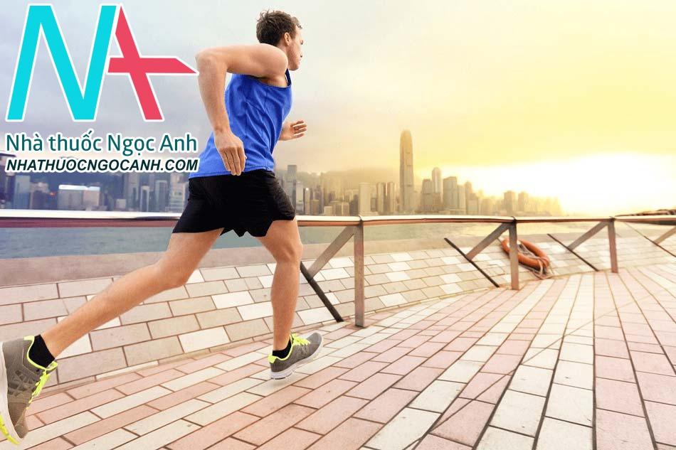 Tập thể thao thường xuyên để phòng tránh gan nhiễm mỡ