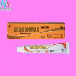 Hình ảnh dạng đóng gói của Gensonmax