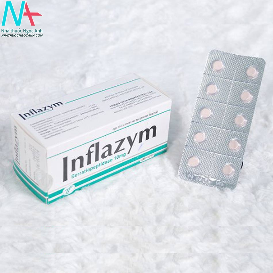 Thuốc Inflazym