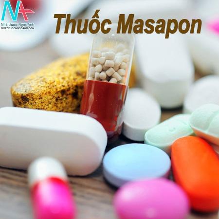 Thận trọng khi dùng thuốc Masapon
