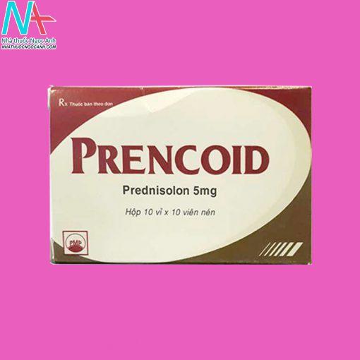 Hình ảnh thuốc Prencoid