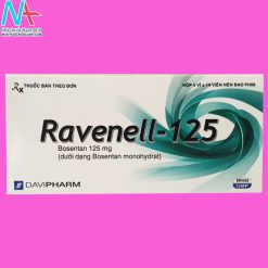 Hình ảnh thuốc ravenell-125