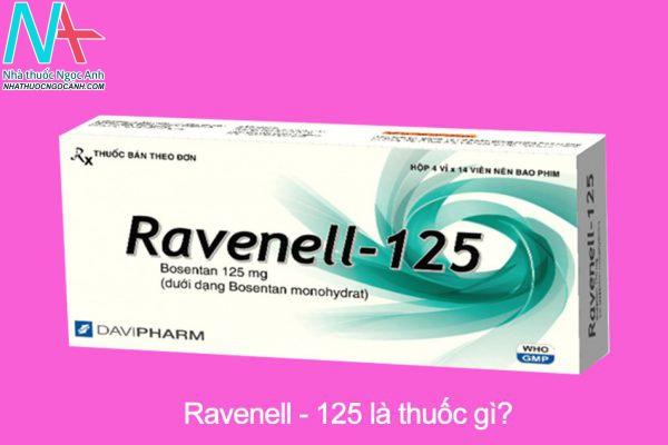 Thuốc Ravenell-125 là gì?