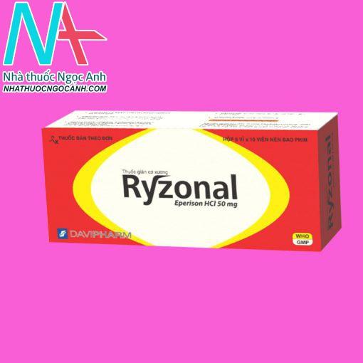 Hình ảnh thuốc Ryzonal 50mg