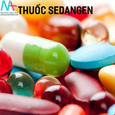 Tương tác thuốc đối với Sedangen