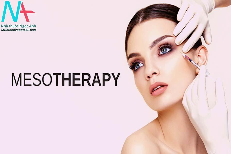 Spa trị thâm mụn - Công nghệ Mesotherapy