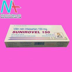 Hình ảnh thuốc Sunirovel 150