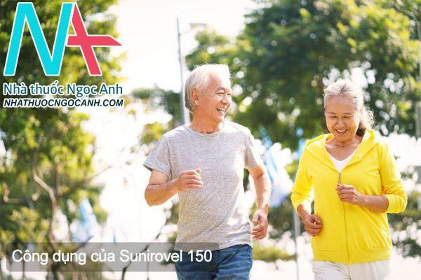 Công dụng và chỉ định của thuốc Sunirovel 150