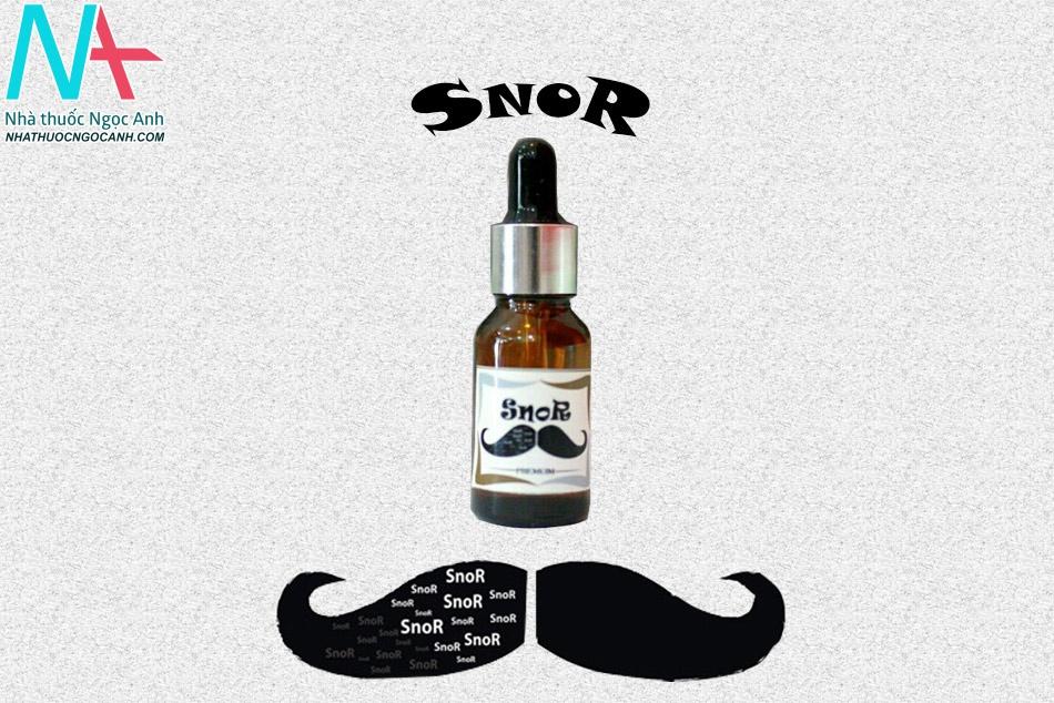 Thuốc mọc râu Thái Lan – Snor X3