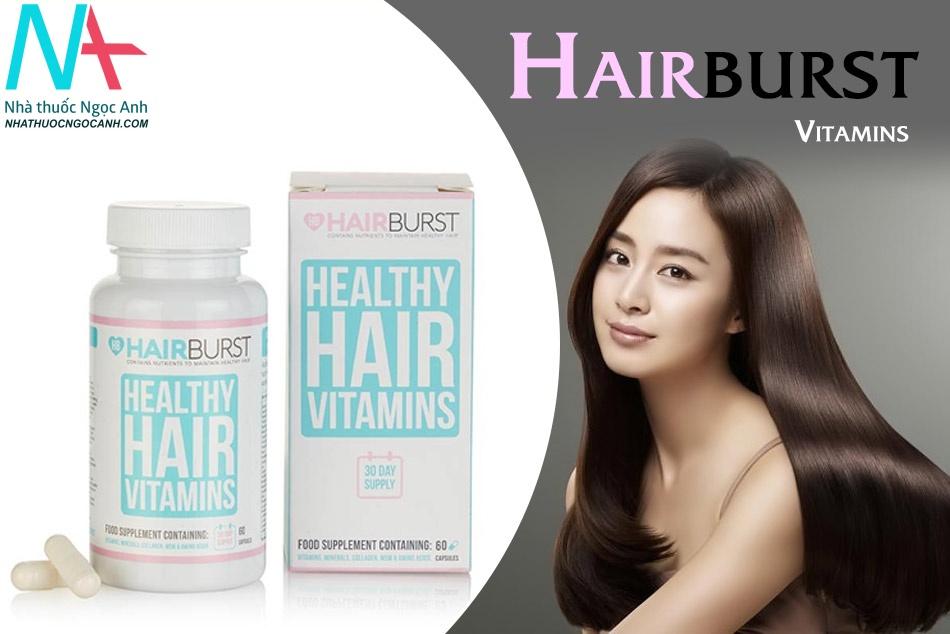 Viên nhai kích thích mọc tóc Hairburst Vitamins