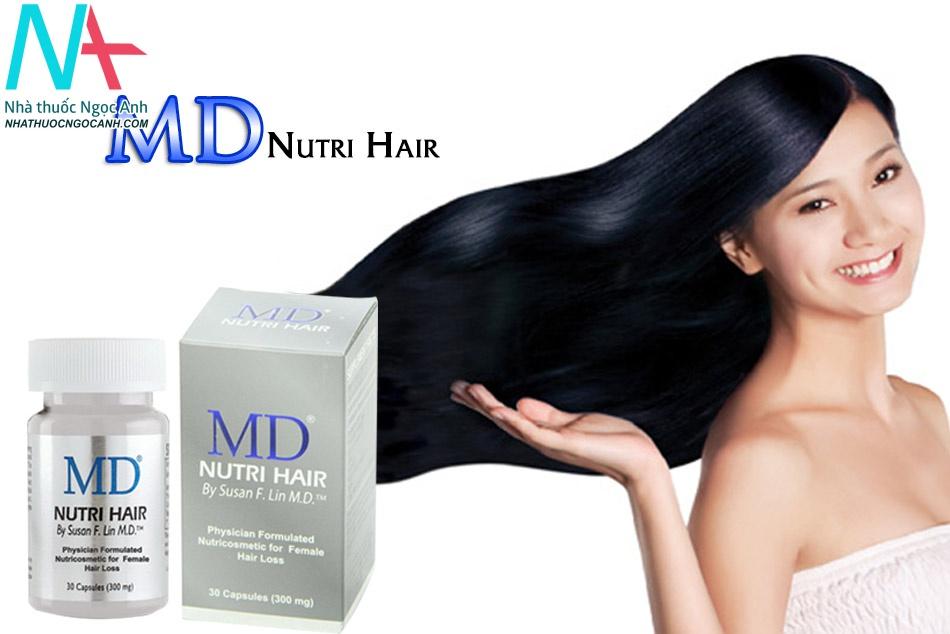 Thuốc uống mọc tóc MD Nutri Hair