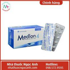Medlon 4mg