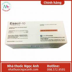 Vỏ hộp thuốc Esseil-10