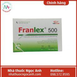 thuốc Franlex 500