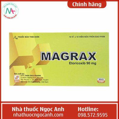Thuốc Magrax
